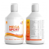 Skysti multivitaminai Mega Sport 500ml