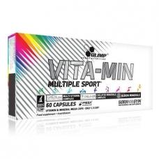 OLIMP Vita-Min Multiple Sport™ , 60 kapsulių, Maisto papildas