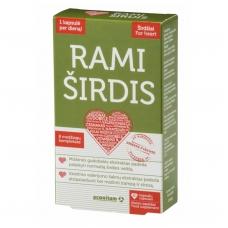 RAMI ŠIRDIS, 30KAPS.