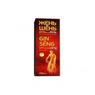 """""""Shuster Gin-Seng yin-and-yang"""" 250ml"""