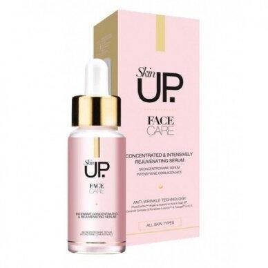 Skin UP. Jauninamasis serumas veidui, 30 ml