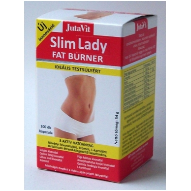 Slim Lady FAT BURNER JutaVit N100