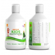 Skysti Multivitaminai Super Kids  500ml