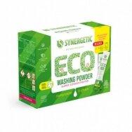 SYNERGETIC ekologiški skalbimo milteliai koncentruoti biologiškai skaidomi, 20 x 25 g