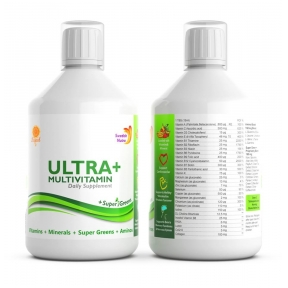 Skysti Multivitaminai Ultra+  500ml