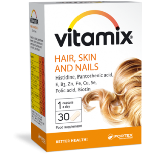"Vitamix ""Plaukai, nagai, oda"", 30 kaps."