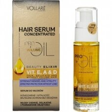 "VOLLARE serumas ploniems plaukams ""PROils Extra Volume"", 30 ml"