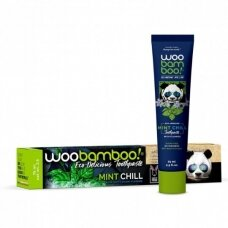 Woobamboo dantų pasta mėtinė Mint Chill, 75 ml