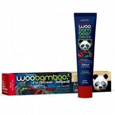Woobamboo dantų pasta vaisinė Fruit Splash, 75ml
