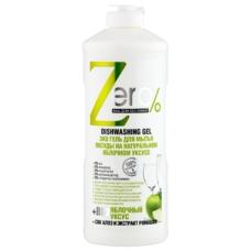 Zero indų ploviklis su obuolių actu 500ml
