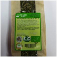 Žolelių arbata Nr.45